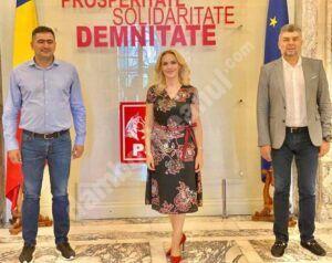 Gabriela Firea a anunțat cine va candida din partea PSD pentru primăriile de sector