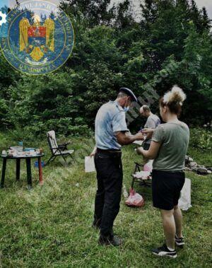 DÂMBOVIȚA: Acțiuni de informare și prevenire a jandarmilor montani