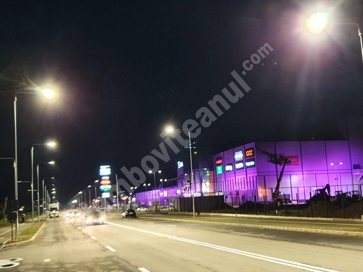 Investiția la Dâmbovița Mall a intrat în linie dreaptă!