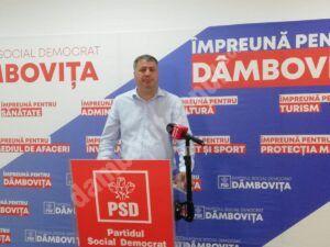 """MIHAI ISTRATE (PSD DÂMBOVIȚA): """"NICIUN SPRIJIN PENTRU FERMIERII ROMÂNI DIN PARTEA GUVERNULUI"""""""