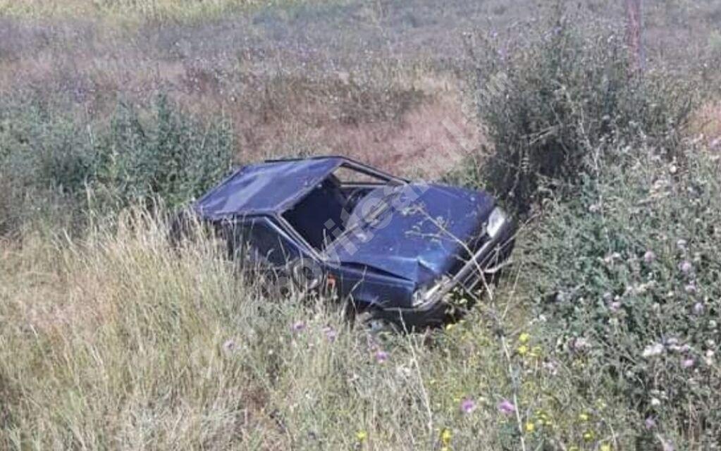 DÂMBOVIȚA: Accident între localitățile Poiana și Potlogi, soldat cu o victimă