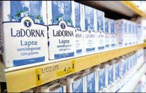 Concedieri masive la două fabrici de lapte din România