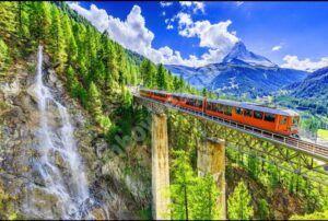 MAE: Turiştii români care merg în Elveţia trebuie să stea în carantină sau autoizolare timp de 10 zile