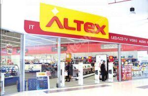 Altex România deschide un nou magazin în primul mall din Târgoviște