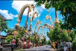 Insula Bali rămâne închisă pentru turiștii străini până în 2021