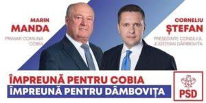 """De ce să-l alegi primar pe Marin Manda? """"Echipa PSD e singura care vine cu rezultate concrete, nu cu promisiuni electorale!"""""""