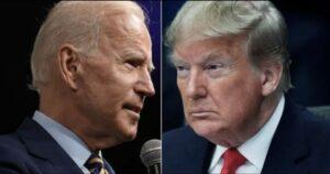 În această seară are loc prima dezbatere între candidații Donald Trump și Joe Biden