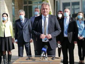 Liderul PNL Dâmbovița, Virgil Guran, (re)confirmă: contractul pentru DN 71 va fi semnat înainte de 1 decembrie!