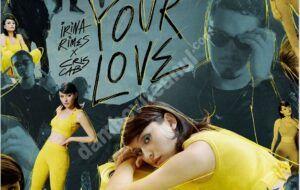 Irina Rimes lansează, feat. Cris Cab, piesa Your Love, cu un sound și o imagine diferite de stilul său consacrat