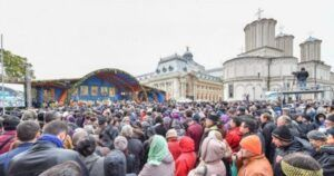 Programul Sărbătorii Sfântului Cuvios Dimitrie cel Nou – Bucureşti, 25-27 octombrie 2020