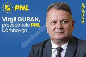 Virgil Guran (PNL) : Accesele de furie ale PSD și minciunile lor sunt doar zvârcoliri ale neputinței