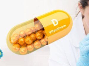 Studiu: Peste 80% dintre pacienţii care suferă de Covid-19 au lipsă de vitamina D