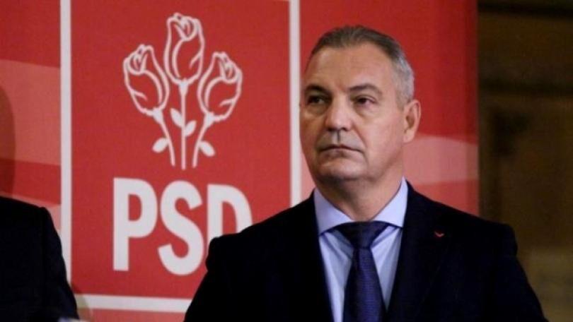 Fostul trezorier al PSD, Mircea Drăghici, a fost condamnat la 5 ani închisoare pentru delapidare