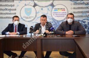 Pași importanți în implementarea celui mai mare proiect pentru infrastructura de apă și apă uzată din județul Dâmbovița