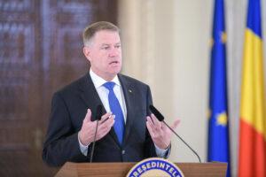 Klaus Iohannis,  mesaj înainte de alegerile parlamentare