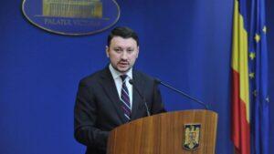 Mircea Fechet este noul ministru al Mediului, Apelor şi Pădurilor