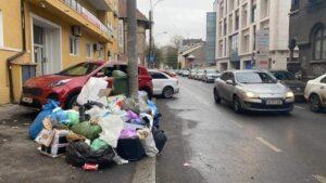 Gabriela Firea reacționează la problema gunoiului neridicat din Sectorul 1 al Capitalei