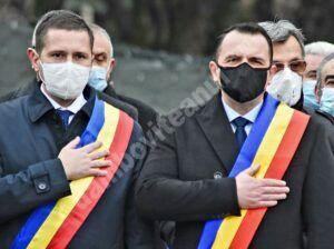 Vezi mesajul președintelui CJD și al primarului municipiului Târgoviște cu ocazia Zilei Victoriei Revoluției Române și a Libertății