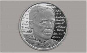 Banca Naţională a României lansează o monedă în memoria poetului Tudor Arghezi