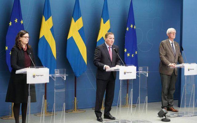 Suedia închide liceele timp de o lună din cauza numărului mare de cazuri Covid-19