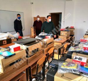 Reabilitată în totalitate, Școala Mihai Viteazul din Târgoviște primește elevii în spații noi, începând cu 8 februarie 2021!