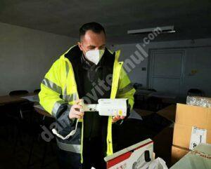 Sistem de monitorizare video în municipiul Târgoviște