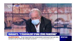Șeful Consiliului Științific din Franța: Aceste noi variante sunt echivalentul unei a doua pandemii de coronavirus