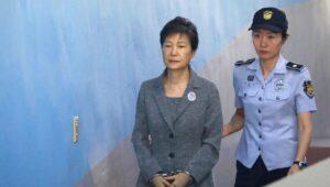 Fosta președintă a Coreei de Sud, condamnată definitiv la 20 de ani de închisoare