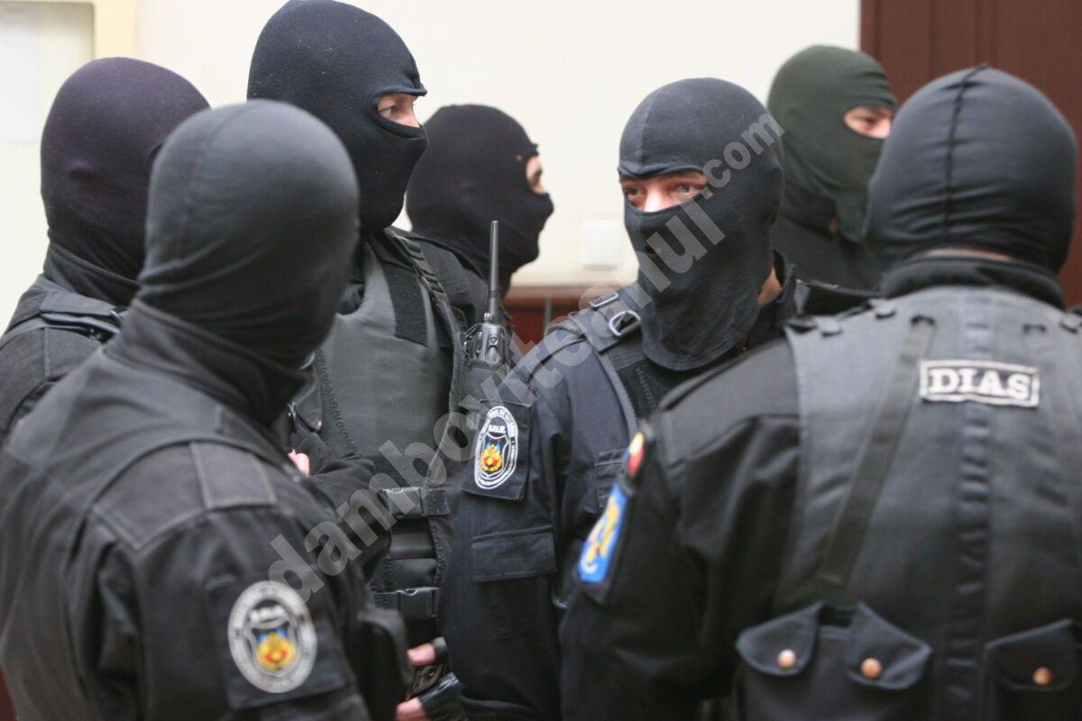Procurorii DIICOT au efectuat percheziții și în Dâmbovița. Prejudiciul este uriaș.