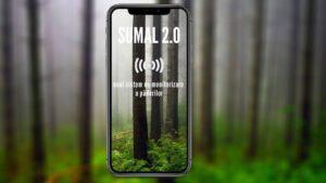 Sistemul de monitorizare a lemnului SUMAL 2.0 a fost pus în funcţiune în această noapte
