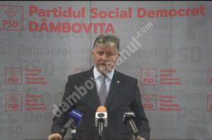 Marian Țachianu: DN 71 este de o importanță mai mult decât strategică pentru județul Dâmbovița