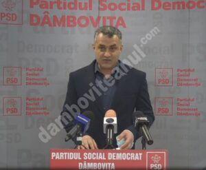 Consilier local PSD: România este doar un teren de joacă pentru interesele lor politice și fac tot posibilul să-și răsplătească oamenii pentru serviciile aduse partidului