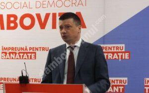 Ionuț Vulpescu: Bugetul a ajuns un instrument totalitar de epurare politică