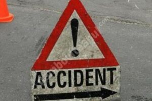 Read more about the article DÂMBOVIȚA: Accident rutier în zona montană, pe drumul spre Cariera Lespezi, în Cheile Brăteiului