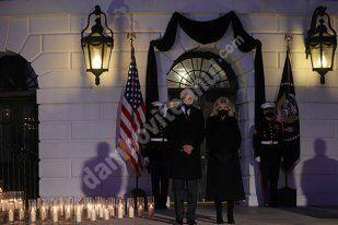 Doliu național, în America, pentru victimele COVID-19