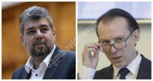 Cîțu critică amendamentele PSD la buget. Ciolacu amenință cu moțiunea de cenzură