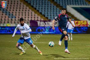 Chindia Târgoviște se duelează cu Universitatea Craiova pentru un loc în semifinalele Cupei României