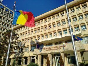 Read more about the article Prefectura Dâmbovița răspunde acuzațiilor lui Adrian Țuțuianu