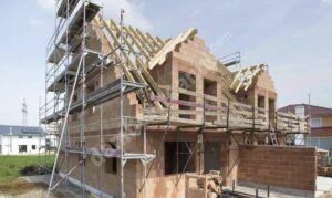 STATISTICA DÂMBOVIȚA: Construcțiile de locuințe, în ușoară scădere în ultimul an