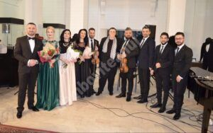 """DÂMBOVIȚA: Spectacol muzical oferit de Centrul Județean de Cultură, intitulat """"Parfum de femeie"""""""