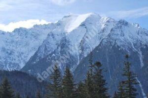 Zona montană dâmbovițeana, din nou sub avertizare Cod Galben