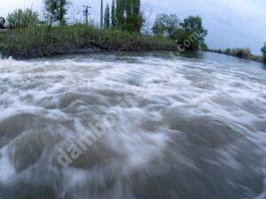 Cod Galben de inundații, emis de hidrologi, valabil și pentru județul Dâmbovița
