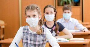 Read more about the article Centrul pentru Prevenirea și Controlul Bolilor din SUA recomandă ca elevii și profesorii nevaccinați să poarte masca de protecție în incinta școlii