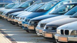 Percheziții în București și alte șapte județe, pentru destructurarea unor grupări specializate în evaziune fiscală în comerțul cu mașini second-hand
