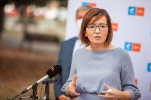 USR-PLUS o propune pe Ioana Mihăilă pentru funcția de ministru al Sănătății