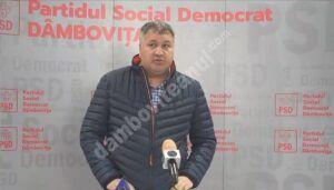 Vicepreședinte PSD Dâmbovița: ministrul agriculturii este adversarul agricultorilor din România