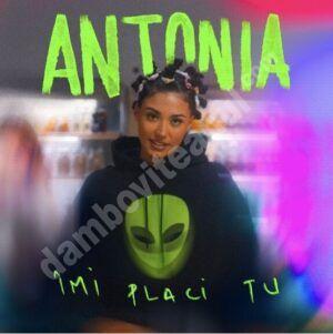 """Antonia lansează videoclipul oficial al single-ului  """"Îmi placi tu"""""""