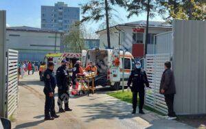 Un nou incendiu într-un spital din România; a fost activat Planul Roșu de Intervenție