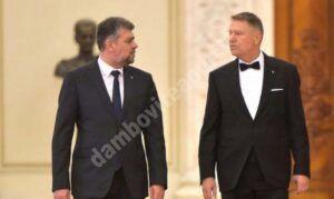 """Marcel Ciolacu: """"Iohannis minte din nou pentru Guvernul său"""""""