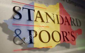 Standard and Poor's a îmbunătățit perspectiva României de la negativ la stabil
